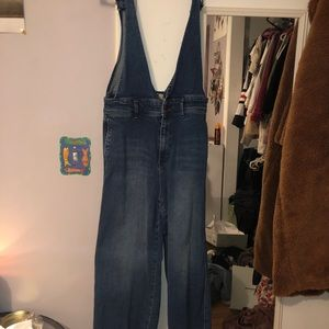 Free People Aline Overalls
